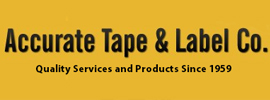 Accurate Tape and Label Company