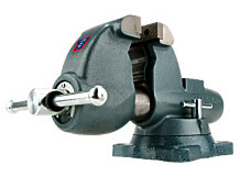 Wilton Combo Pipt and Bench Vise