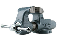 Wilton Machinist Stationary Base Vise