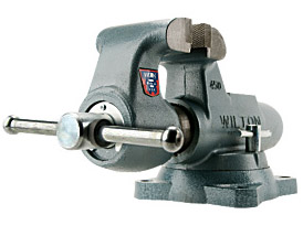 Wilton Machinist Swivel Base Vise