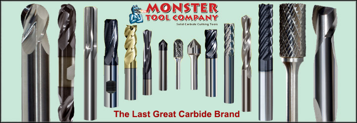 Monster Tooling Products