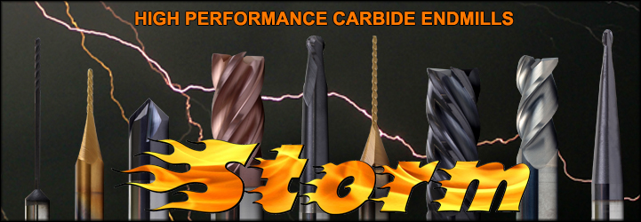 High Performance Carbide Endmills