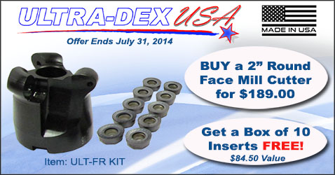 UltraDex USA - Buy a Cutter Get 10 FREE Inserts!