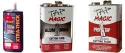 Tap Magic Cutting and Tapping  Fluids