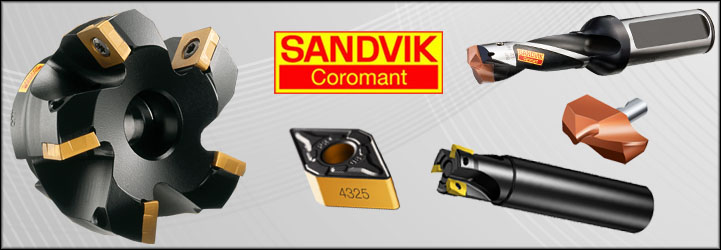 Sandvik Coromant Products