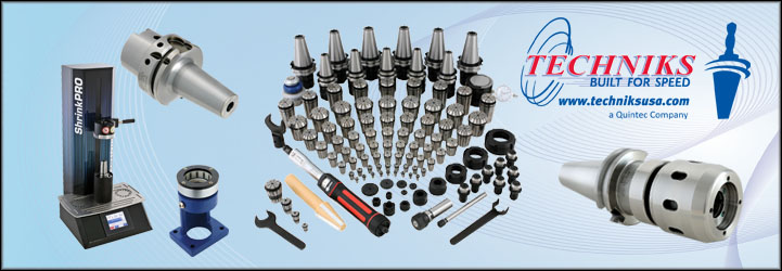Techniks USA Rotaary Tool and Workholding Products